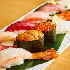 寿司 肉寿司 SUSHI 寿司センター 札幌商店の特集写真