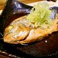 料理メニュー写真【本日のおすすめ 一例】 銀鯛の煮付け