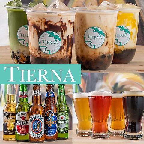 TIERNA cafe & bar