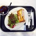 料理メニュー写真B、フレンチトーストセット