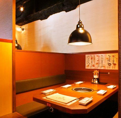 炭火焼肉酒家 牛角 品川店|店舗イメージ5