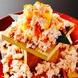 ◆ 名物 ◆本ズワイ蟹のぶっかけ出汁巻き玉子