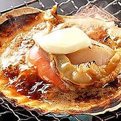 ホタテバター醤油焼き