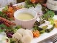 ◆海のバーニャカウダ◆新鮮魚介と旬野菜♪