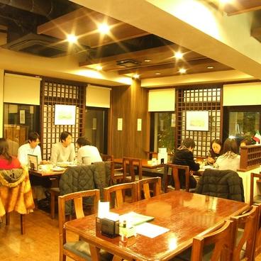 Restaurant 伊太利亭 仙台の雰囲気1