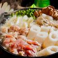 料理メニュー写真究極のきりたんぽ鍋(1人前)
