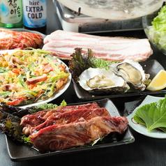 韓国家庭料理 オモニソンの写真
