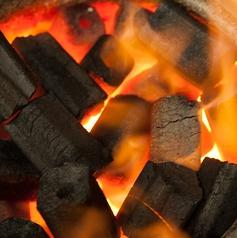 炭火で焼く絶品焼肉に舌鼓!