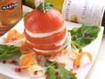 ◆カプレーゼ◆トマト&モッツァレラチーズ
