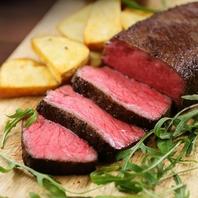 【肉料理】飛騨牛ローストビーフ