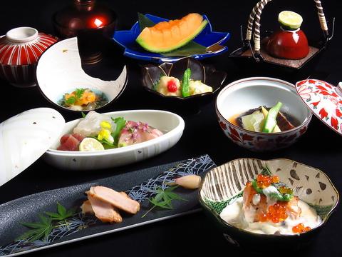 「ごん兵衛」 おまかせコース お料理のみ8000円