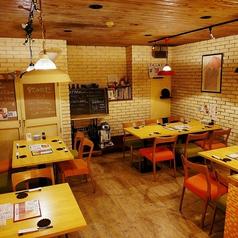 チカバノ食堂の雰囲気1