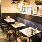 肉が旨いカフェ NICK STOCK 渋谷道玄坂の雰囲気3