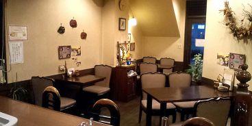 茶花 キッチンカフェの雰囲気1
