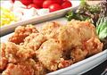 料理メニュー写真鶏むね肉の和風醤油唐揚げ