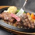 料理メニュー写真和牛サーロインステーキ 240g