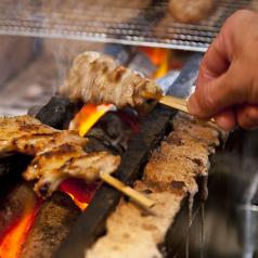 炭火串焼き、 純のおすすめ料理1