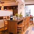 【昼宴会にも】昼宴会のコースもあります。さらに15時までご来店で3800円のコースが3500円に!お得に、楽しくお召し上がり下さい♪