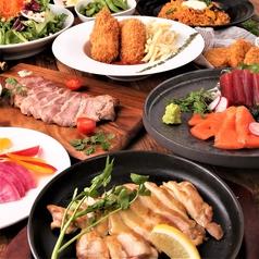 酒と和みと肉と野菜 関内駅前店のコース写真