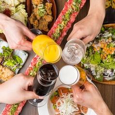 チーズ&肉バル NAPOLI ナポリ 梅田店の特集写真