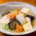 料理メニュー写真夏野菜の冷やし鉢