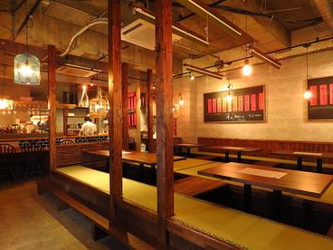 大衆食堂 肉と点心 suEzou ABaABaの雰囲気1