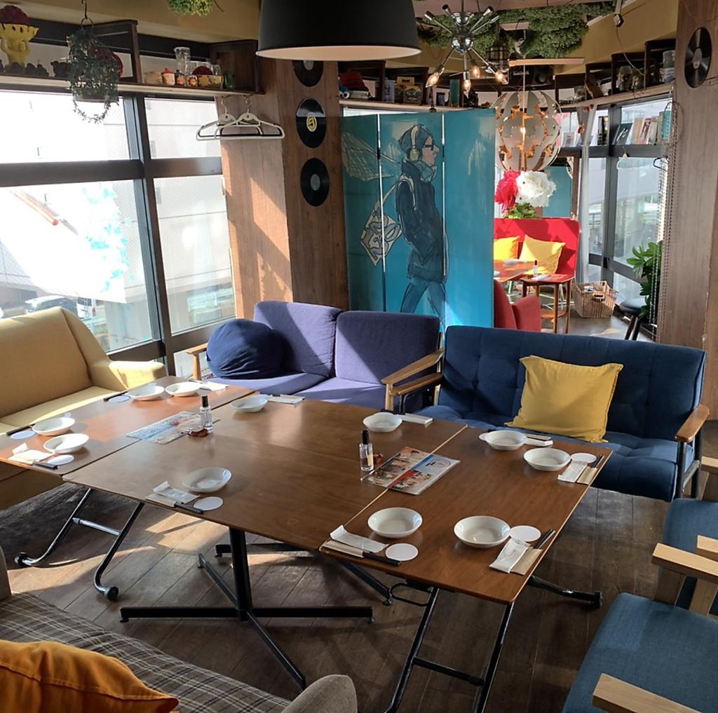 Bartender's cafe Vigorous (バーテンダーズ カフェ ヴィゴラス)|店舗イメージ2