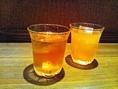 定番の梅酒&シークヮーサー梅酒★