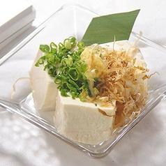 黒豆枝豆/冷奴/梅水晶