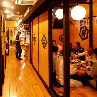 海鮮魚河岸 魚魚万 南城市大里店の雰囲気1