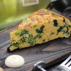 Today's Omelet  本日のスパニッシュオムレツ