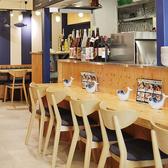 とろさば料理専門店 SABAR+ 広島国際通り店の雰囲気2