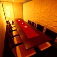 最大100名以上収容可能な個室も完備しております。各種会社宴会やイベント、大型合コン、女子会などにご利用ください!品揃え豊富な料理とお酒と共にお待ちしております