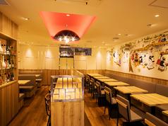 チゲ料理&韓国鉄板 HIRAKUの雰囲気1