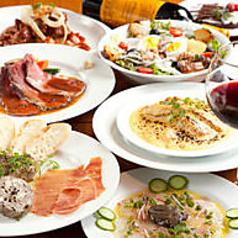 ビストログランビア Bistro GRANVIA 海浜幕張 マリブダイニング店のおすすめ料理1