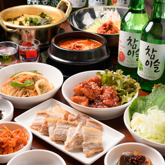 椿井韓國食堂 ハルシッタンの特集写真