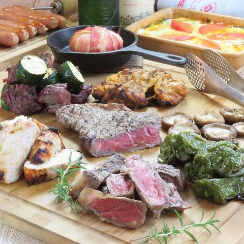 落ち着いた雰囲気のお店♪ボリューム満点のお肉をリーズナブルに楽しめます★