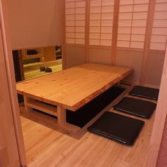 「【個室確約】 お料理のみ4000円コース」をご用意。周りのお客様に気を遣わず、ゆっくりとお食事を御楽しみ頂けます。