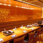 【趣きあるテーブル席】大切な人とのお食事には、是非当店をご利用下さい。贅沢なコースからデザートプレートやスパークリングワインなど、特別な日にピッタリなメニューをご用意。日本酒、焼酎、ワインなど、お飲み物も豊富豊富に取り揃えておりますので、お客様それぞれの好みに合わせてお楽しみ頂けます。