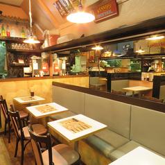 ひまわり食堂の雰囲気1