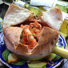 Seafood Tomato Stew 幸せの魚介煮込み