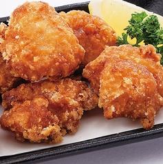 《さらに美味しくなりました》若鶏の唐揚げ