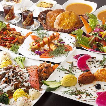 サライ SARAY 銀座店のおすすめ料理1