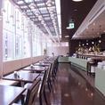 着席58名、立食65名様まで!お気軽にご相談ください。~JR新宿駅・西武新宿線・副都心線・大江戸線・丸の内線へのアクセスも抜群、お帰りも安心です~