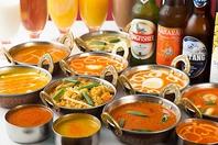本場のインド料理が楽しめます☆