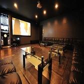 カラオケ・ダーツ付の各種パーティに最適な個室です。