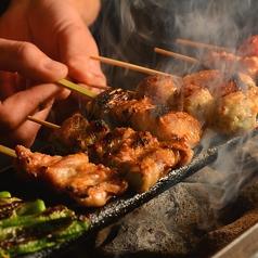 熟成鶏 炭火串焼 鳥むすびのおすすめ料理1