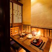 接待やデートに最適な個室空間は非日常な夜を味わうことができます♪