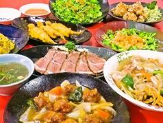海鮮餃子 北京の写真