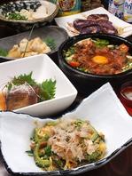夏を感じる☆沖縄料理充実